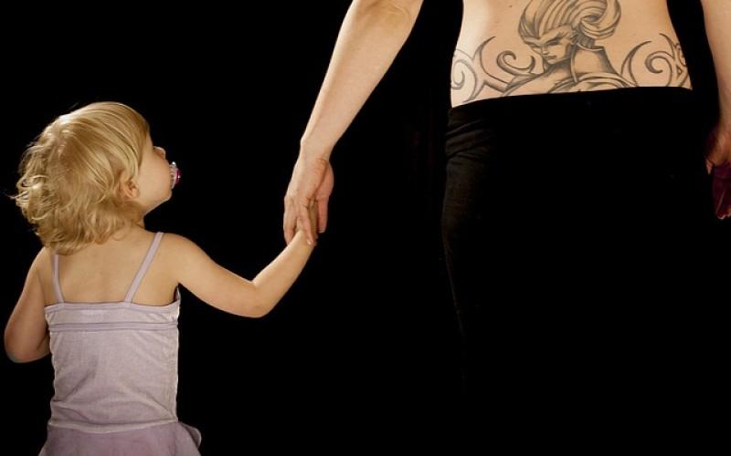 Madre moralmente discutibile: l'affidamento è comunque condiviso
