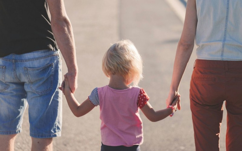 L'affidamento paritetico dei figli è la soluzione da preferire