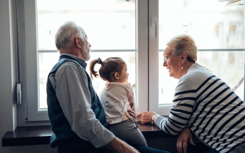 Il diritto di visita dei nonni non è precluso dalla separazione